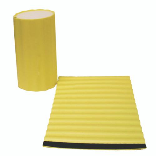 TheraBand¨ foam roller wraps+, yellow