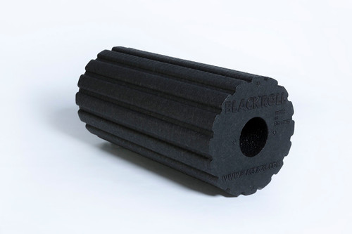 """BLACKROLL¨ GROOVE STANDARD, 12"""" x 6"""" Roll, Black"""
