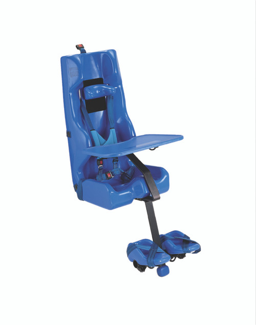 Carrie¨ Seat with Footrest and Tray - medium (elementary)