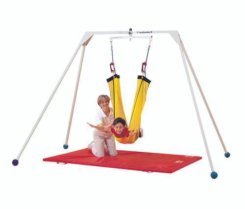"""Tumble Forms¨ Vestibulator, accessory, 2"""" thick 5'x7' mat with handles"""