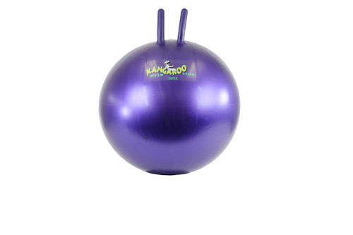 "ABS¨ Kangaroo Jumper¨ Ball, Super - 24"", Purple"