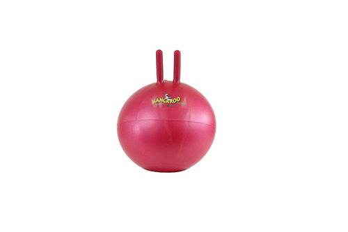 "ABS¨ Kangaroo Jumper¨ Ball, Junior - 18"", Red"