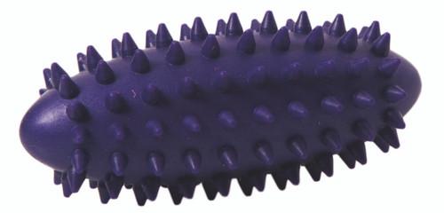 "Knobbed Ball Long - 2.75"" x 1.6"" - Purple"
