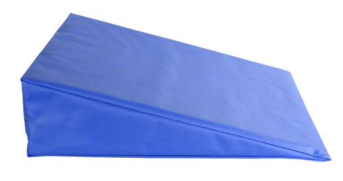 """CanDo¨ Positioning Wedge - Foam with vinyl cover - Medium Firm - 20"""" x 22"""" x 6"""" - Specify Color"""