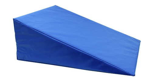 """CanDo¨ Positioning Wedge - Foam with vinyl cover - Soft - 24"""" x 28"""" x 10"""" - Specify Color"""