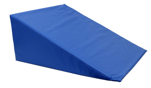 """CanDo¨ Positioning Wedge - Foam with vinyl cover - Firm - 24"""" x 28"""" x 12"""" - Specify Color"""