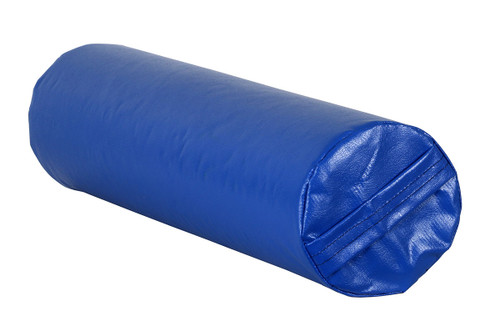 """CanDo¨ Positioning Roll - Foam with vinyl cover - Soft - 24"""" x 6"""" Diameter - Specify Color"""