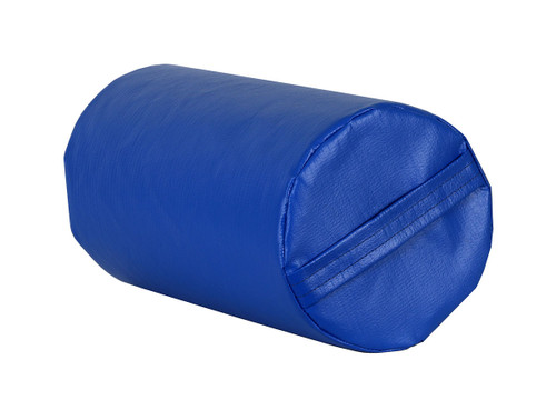 "CanDo¨ Positioning Roll - Foam with vinyl cover - Medium Firm - 15"" x 8"" Diameter - Specify Color"