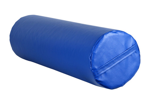 "CanDo¨ Positioning Roll - Foam with vinyl cover - Firm - 36"" x 10"" Diameter - Specify Color"