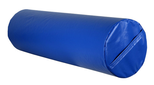 "CanDo¨ Positioning Roll - Foam with vinyl cover - Firm - 48"" x 14"" Diameter - Specify Color"