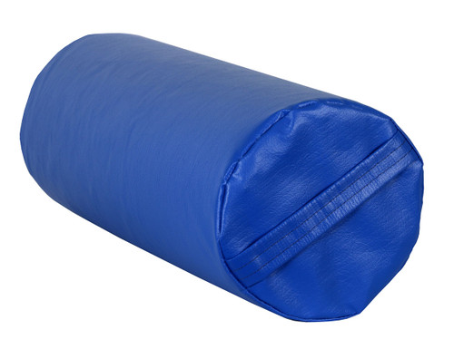 """CanDo¨ Positioning Roll - Foam with vinyl cover - Soft - 24"""" x 8"""" Diameter - Specify Color"""