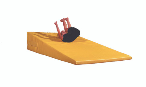 """Incline Mat - 2' x 4' - 14"""" height - Specify Color"""