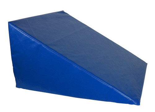 """CanDo¨ Positioning Wedge - Foam with vinyl cover - Soft - 30"""" x 30"""" x 16"""" - Specify Color"""