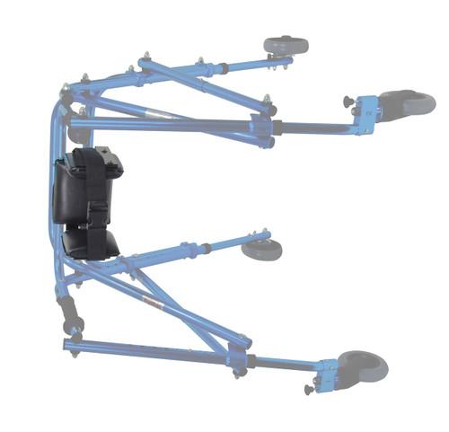 Nimbo posterior walker, accessory, pelvic stability attachment