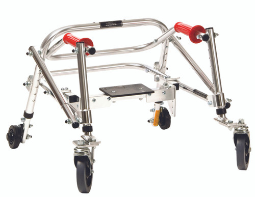 Kaye Posture Rest walker with seat, tyke