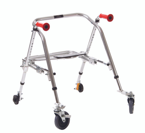 Kaye Posture Rest walker with seat, youth