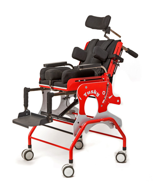 Tusky Tilt & Recline Positioning System - Chair and High Mobile Base, 24""