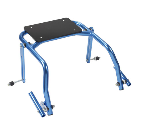 Seat Attachment for Nimbo Posterior Walker, Youth, Knight Blue