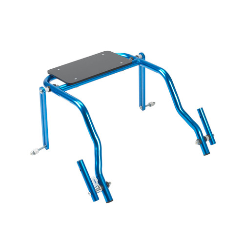 Seat Attachment for Nimbo Posterior Walker, Young Adult, Knight Blue