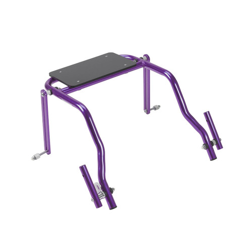 Seat Attachment for Nimbo Posterior Walker, Young Adult, Wizard Purple