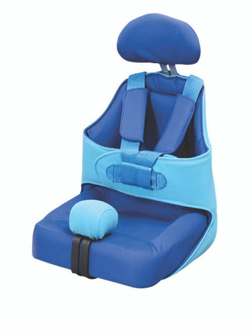 Skillbuilders¨ Seat-2-Go and Back-2-Go headrest