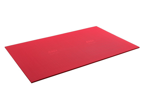 "Airex¨ Exercise Mat - Atlas - Red, 78"" x 48"" x 5/8"", case of 10"