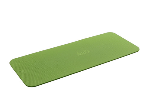 "Airex¨ Exercise Mat - Fitline 180, Lime, 23"" x 72"" x 0.4"", case of 15"