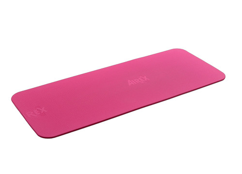 "Airex¨ Exercise Mat - Fitline 180, Pink, 23"" x 72"" x 0.4"""