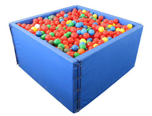 Sensory Ball Environment 6 panels, 5,500 large balls 5' x 7'