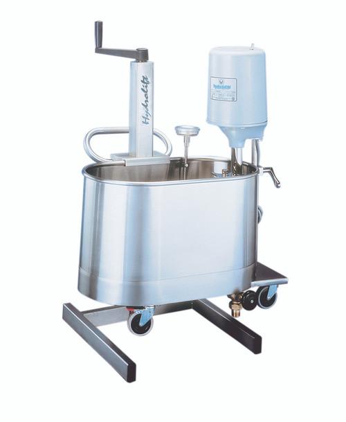 HydroLift hi-lo whirlpool lift with 10 gallon extremity tank (P-10-M)