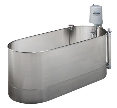 "Low boy stationary whirlpool, L-90-S, 90 gallon, 60""Lx24""Wx18""D"