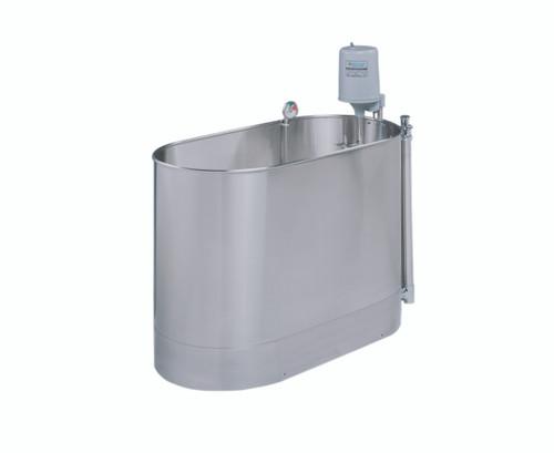 "High boy stationary whirlpool, H-105-S, 105 gallon, 48""Lx24""Wx28""D"