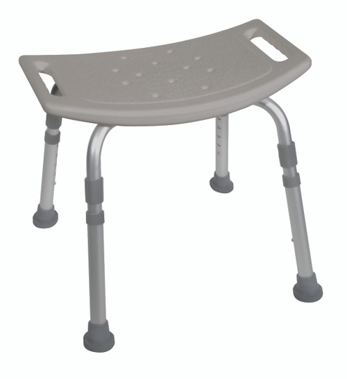 Bath bench without back, KD, 4 each