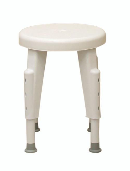 Shower stool, rotating