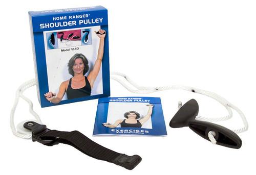HomeRanger shoulder pulley, standard handle, web strap