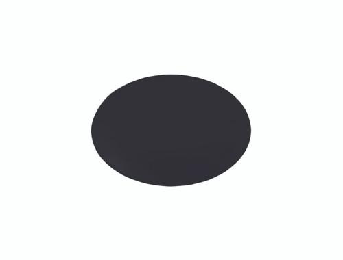 """Dycem¨ non-slip circular pad, 5-1/2"""" diameter, black"""