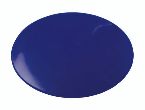 "Dycem¨ non-slip circular pad, 10"" diameter, blue"