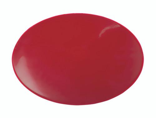 """Dycem¨ non-slip circular pad, 10"""" diameter, red"""