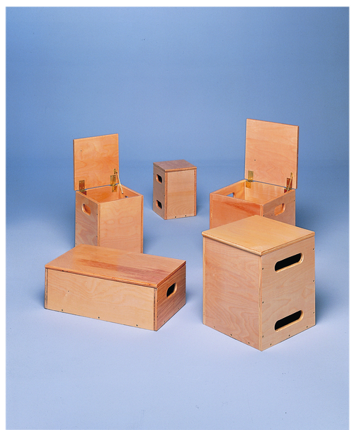 Lifting Box for Work Hardening and FCE - 14 x 14 x 17 inch