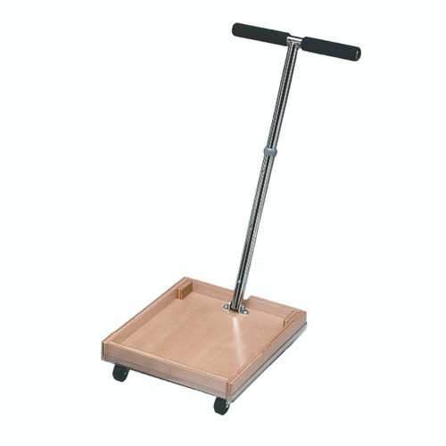 FCE Work Device - Mobile Weighted Cart with T-handle