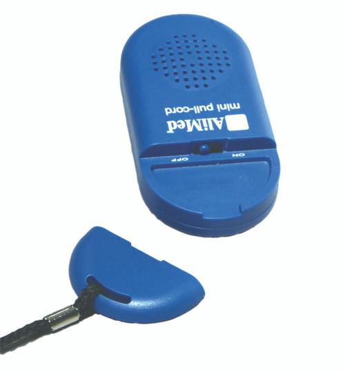 IQ mini pull-cord patient sensor alarm