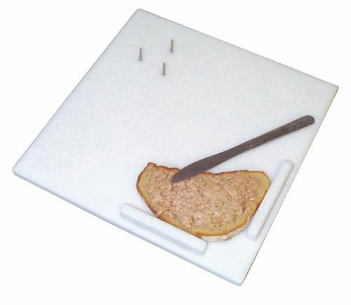 "Cutting board, 12""x12"""