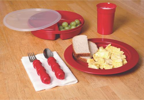 Redware Tableware Set - Deluxe