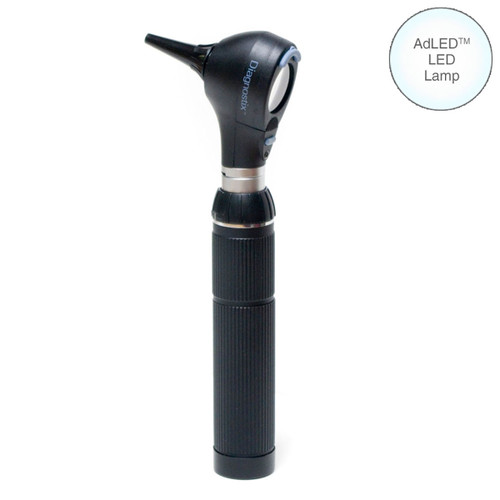 ADC Diagnostix Portable Diagnostic Set, 3.5v, Otoscope / Ophthalmoscope, Hard Case