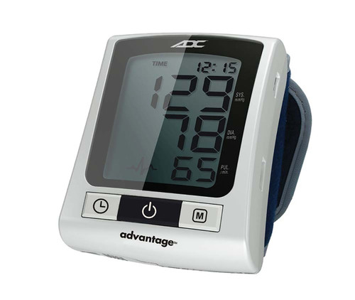 ADC Advantage Wrist Digital Blood Pressure Monitor, Basic