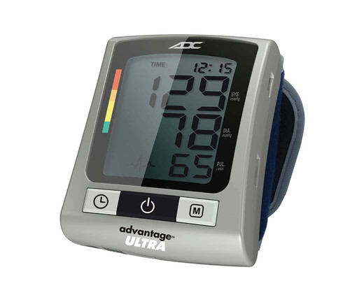 ADC Advantage Wrist Digital Blood Pressure Monitor, Ultra