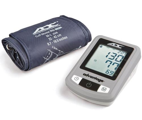 ADC Advantage Automatic Digital Blood Pressure Monitor, Adult, Navy