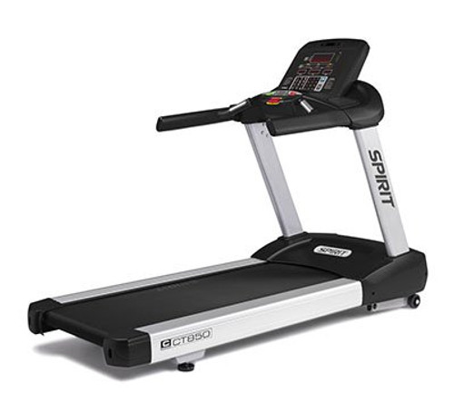 "Spirit CT850 Treadmill, 84"" x 35"" x 57"""