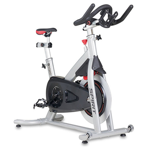 "Spirit CIC800 Indoor Cycle Trainer, 42"" x 21"" x 41"""
