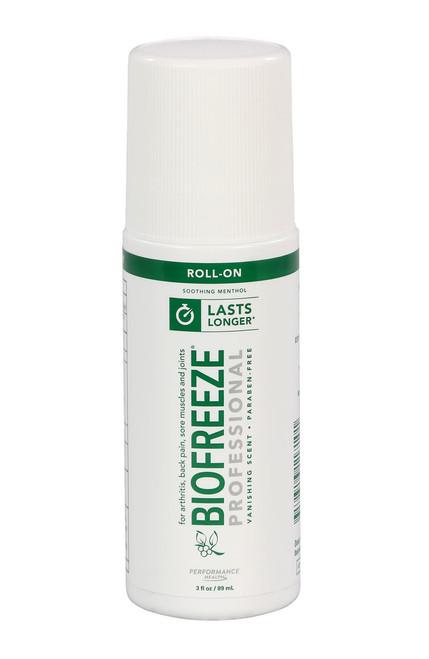 BioFreeze Professional Lotion - 3 oz roll-on